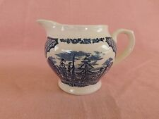 Alfred Meakin Fair Winds Blue CREAMER have more items to set