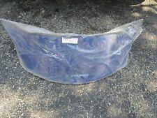 "Polaris Edge sonic blue low 10"" windshield new 2873818"