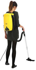 Rucksack-Staubsauger Rückensauger Backpack Vacuum Cleaner Rucksacksauger EEK:G