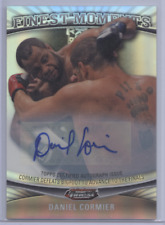 DANIEL CORMIER 2012 TOPPS UFC FINEST MOMENTS AUTO