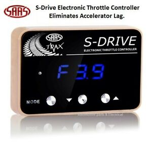 SAAS S-Drive Accelerator Throttle Controller Suit Ford FG / FG-X XR6 XR8 2012 ON