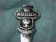 Rolex Souvenir spoon marked Bucherer of Switzerland