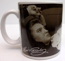 "ELVIS PRESLEY ""FAN MAIL"" COLLECTIBLE COFFEE MUG,VANDOR CO.ITEM#47063"