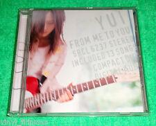 JAPAN:YUI - From Me To You,CD ALBUM,JPOP,Excellent,J-POP