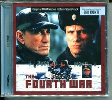 Bill Conti THE FOURTH WAR OOP Limited Edition SOUNDTRACK Score SEALED Music Box