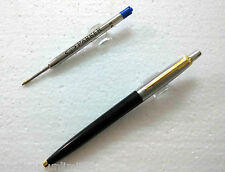 Parker Jotter Standard GT Ball Point Pen BallPen Black Body Brand New - loose