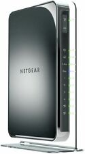 Netgear WNDR4500-200EUS Dual-Band Wireless-LAN Gigabit Router (450Mpbs, 4-Port,