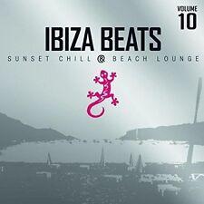Ibiza beats 10 Sunset Chill & Beach Lounge 2cds 2017