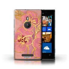 Étuis, housses et coques roses Nokia Lumia 925 pour téléphone mobile et assistant personnel (PDA) Nokia