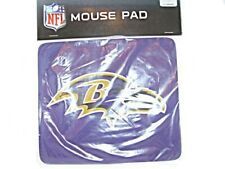 Baltimore Ravens Licensed Nfl Mouse Pad for Laser,Optical and Standard mice