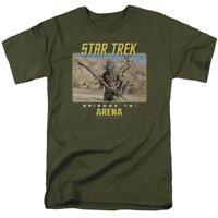 Star Trek Original Arena TV Show T-Shirt Sizes S-3X NEW