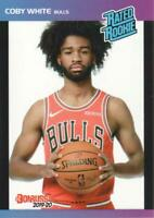 2019-20 Panini Instant Basketball Retro Rated Rookie '89 Donruss #6 Coby White