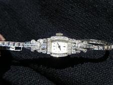 Hamilton Platinum Case Wristwatches