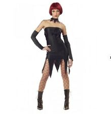 Gothic Sequin Sexy Fairy-Witch-Princess Halloween Costume Adult Small #7003