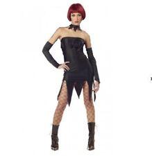 Gothic Sequin Sexy Fairy-Witch-Princess Halloween Costume Adult Medium #7004