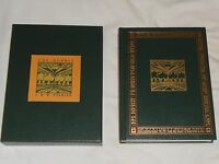 The Hobbit or There and Back Again 1976 J.R.R. Tolkien Hard Cover Book w/ Case