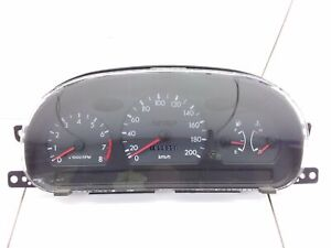 HYUNDAI ACCENT I X-3 Speedometer 78812540 1996 11509570