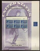 Robert L. Markovits, Special Delivery, Schuyler Rumsey, Sale 69, June 1, 2016