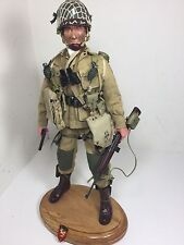 1/6 DRAGON US 82ND AIRBORNE GLIDER INFANTRY PARATROOPER +OAK STAND WW2 BBI 21