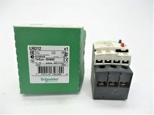 SCHNEIDER ELECTRIC LRD12 5.5-8A NSMP