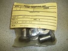 NEW Accu-Grinding 488-2372 Precision Drill Jig Bushings, Package of 6 *FREE SHIP