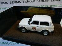 JB116E 1/43 IXO 007 JAMES BOND Angleterre : LADA NIVA 2121 1986