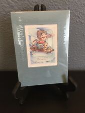 """Rare Vintage Jody Bergsma """"A Boy Is Noise...With Dirt On It"""" Signed With COA"""