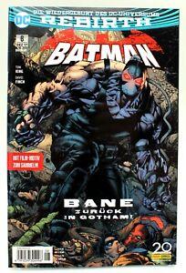 DC Comics Batman Rebirth Comic Nr. 8: Bane zurück in Gotham! von Panini