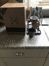 ROK Coffee Grinder  Chrome New Shape