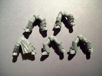 Space Marine Grey Knight Legs bits
