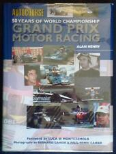 Autocourse 50 Years Of World Championship Motor Racing: Alan Henry Book