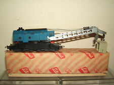"VINTAGE TRIX / LILIPUT MODEL No.210 "" MOBILE BREAKDOWN CRANE""     VN MIB"