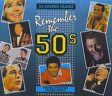 Remember the 50's (2 CD)