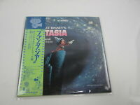 WALT DISNEY FANTASIA OST FML83 with OBI  Japan VINYL  LP