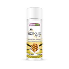 Propóleo Natural con Miel + Vitamina C + Tomillo - 120 Comprimidos masticable.