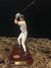Danbury Mint - Ny Yankees Derek Jeter with Documentation