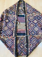 Antique Hand Made Caucasian Shahsavand Sumak Box Bag Size 100x50cm
