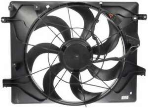 Fits Hyundai Genesis Coupe 2012-10 Engine Cooling Fan