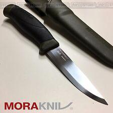 KNIFE COLTELLO MORA MORAKNIV COMPANION S MGS CACCIA PESCA SURVIVOR SURVIVAL