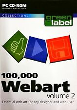 GREENSTREET 100,000 Webart v2 - Icons Buttons GIF Images Web Graphics