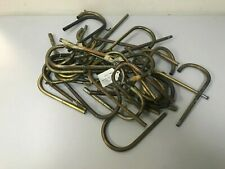 Lot of Miscellaneous Brass Instrument Mouthpipes for Parts, Artistic Endeavor (A
