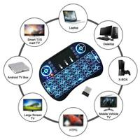 Mini Wireless Keyboard For Smart TV Android Box PC Touchpad i8 with 2.4GHz V8E1