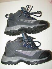 Hi Gear Trailfinder Waterproof Boots Size 4 Blue Women's / Unisex /  Boys'