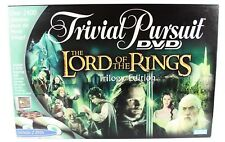 Trivial Pursuit DVD The Lord of the Rings Trilogy Edition