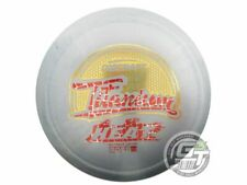 New Discraft Titanium Heat 170-172g Gray Reptile Foil Distance Driver Golf Disc