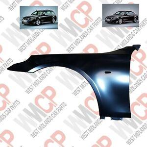 BMW 5 E60 2003-2010 FRONT WING PASSENGER SIDE LEFT LH N/S P/N 41357111429