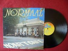 Normaal - Noar'T Cafe ( Lp - Germany - EX/Ex - Folk Rock )