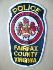 Collectable Police Patches