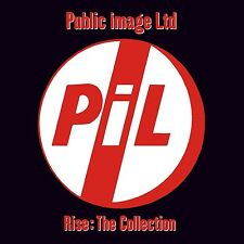 PUBLIC IMAGE LTD: RISE THE (GREATEST HITS) COLLECTION CD SEX PISTOLS / PiL / NEW