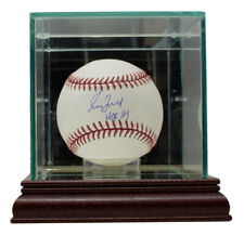 New listing Greg Maddux Signed Chicago Cubs MLB Baseball HOF 14 w/ Case BAS ITP